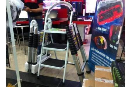 Giới thiệu 3 model thang nhôm mới phù hợp dùng cho gia đình