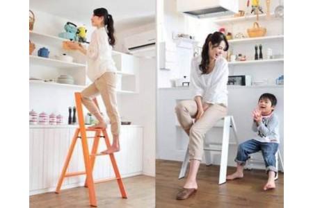 Những chiếc thang nhôm dành cho gia đình cực nghệ thuật, cực đẹp